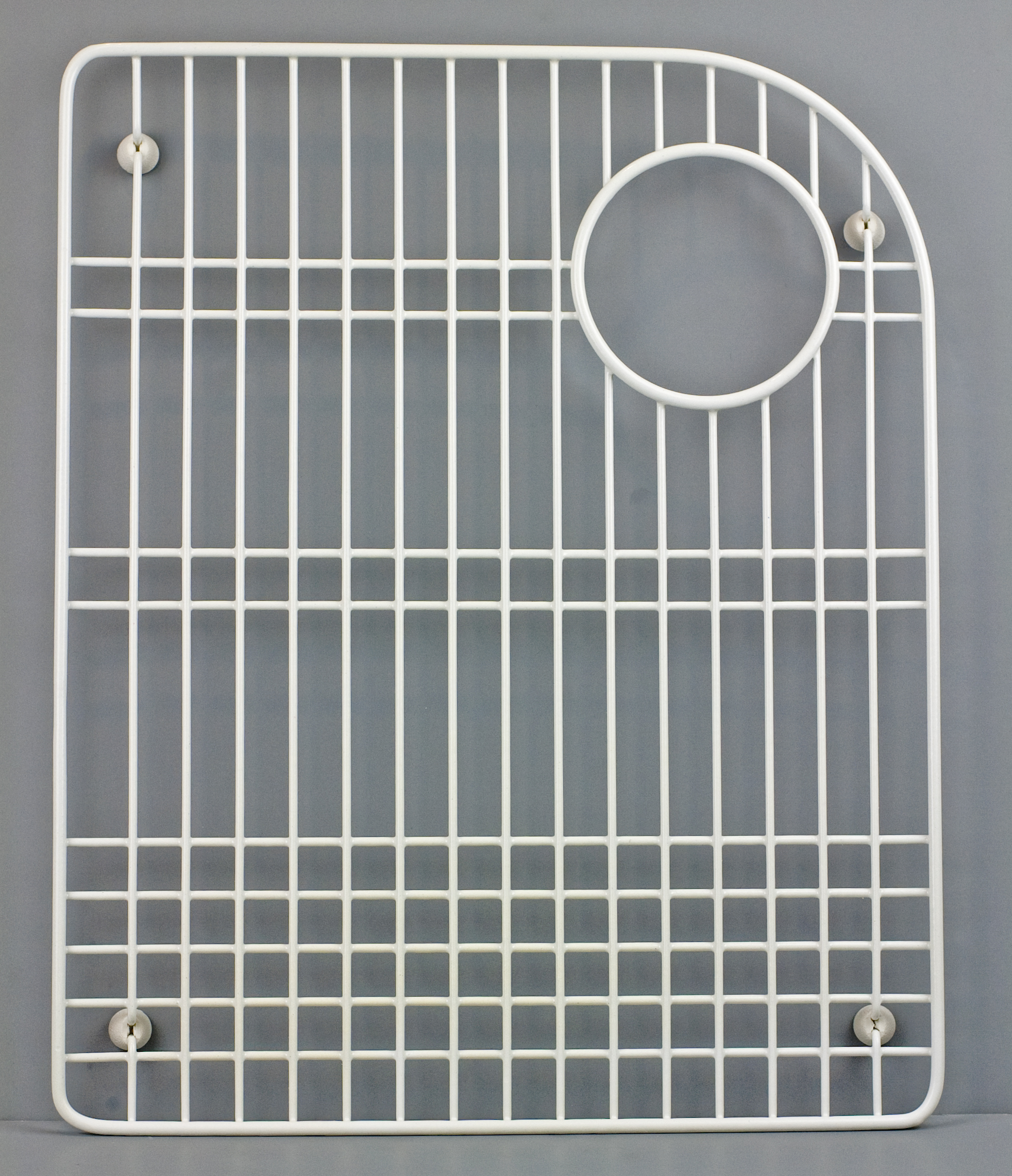 Kohler | K-6001-0 | K-6001-0 Executive Chef/Marsala Stainless Steel Rack with White Vinyl Coating