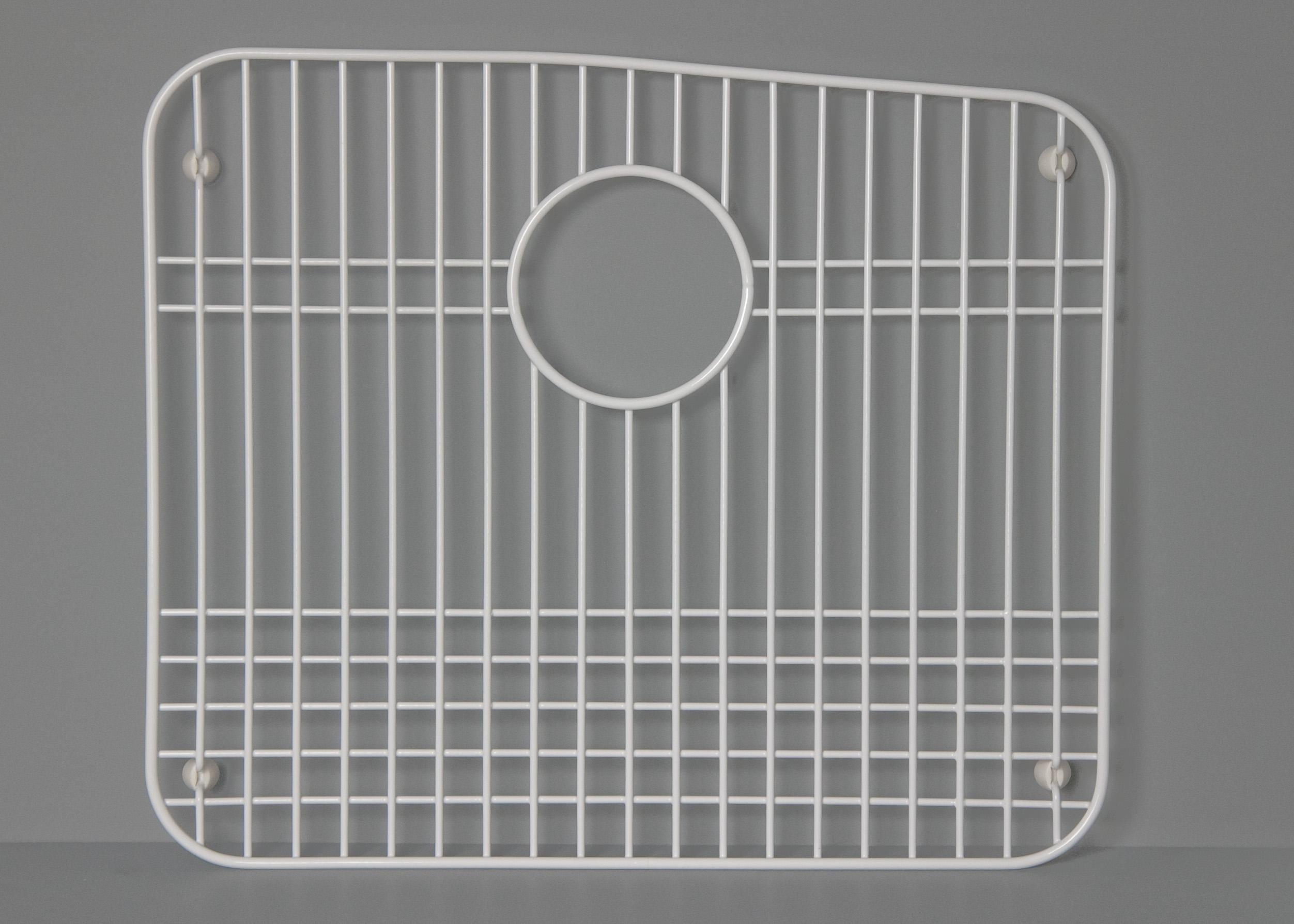 Kohler   K-6011-0   K-6011-0 Lakefield Rack Stainless Steel with White Vinyl Coating