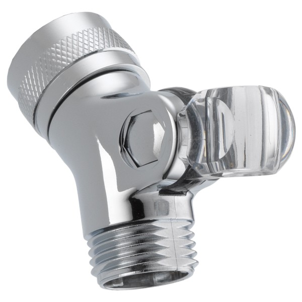 Delta-Delex-Brizo | U4002-PK | DELTA U4002-PK SWIVEL CONNECTOR FOR HAND SHOWER CP CHROME PIN MOUNT