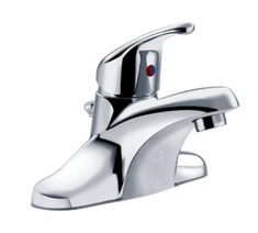 CFG Cleveland Faucet Group | 40718 | 40718 CFG One Handle Lavatory with METAL WASTE
